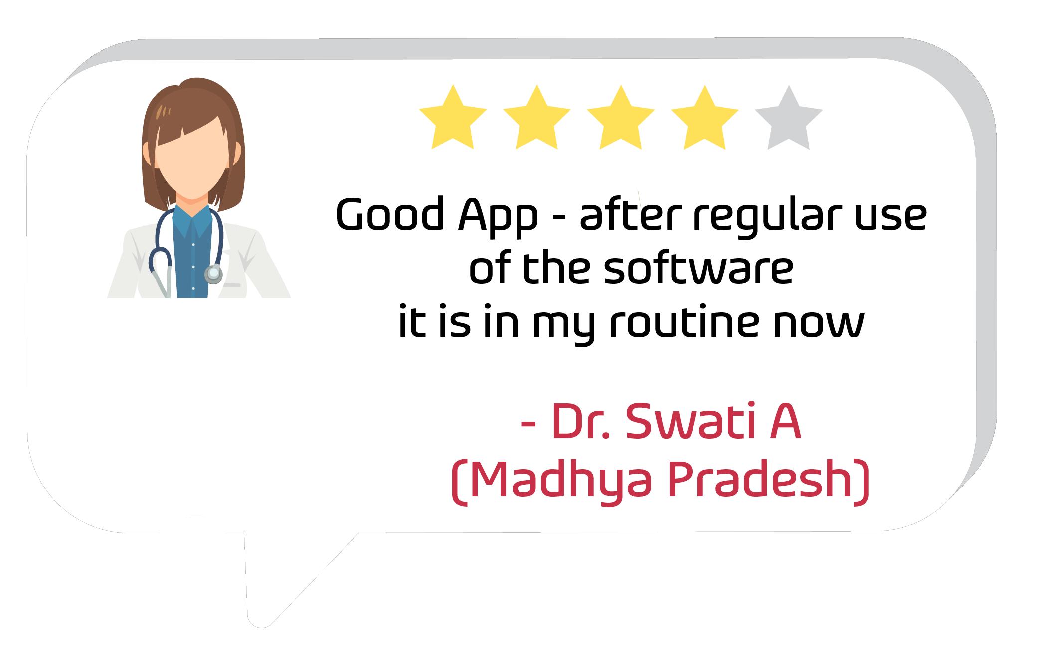 Dr. Swati A