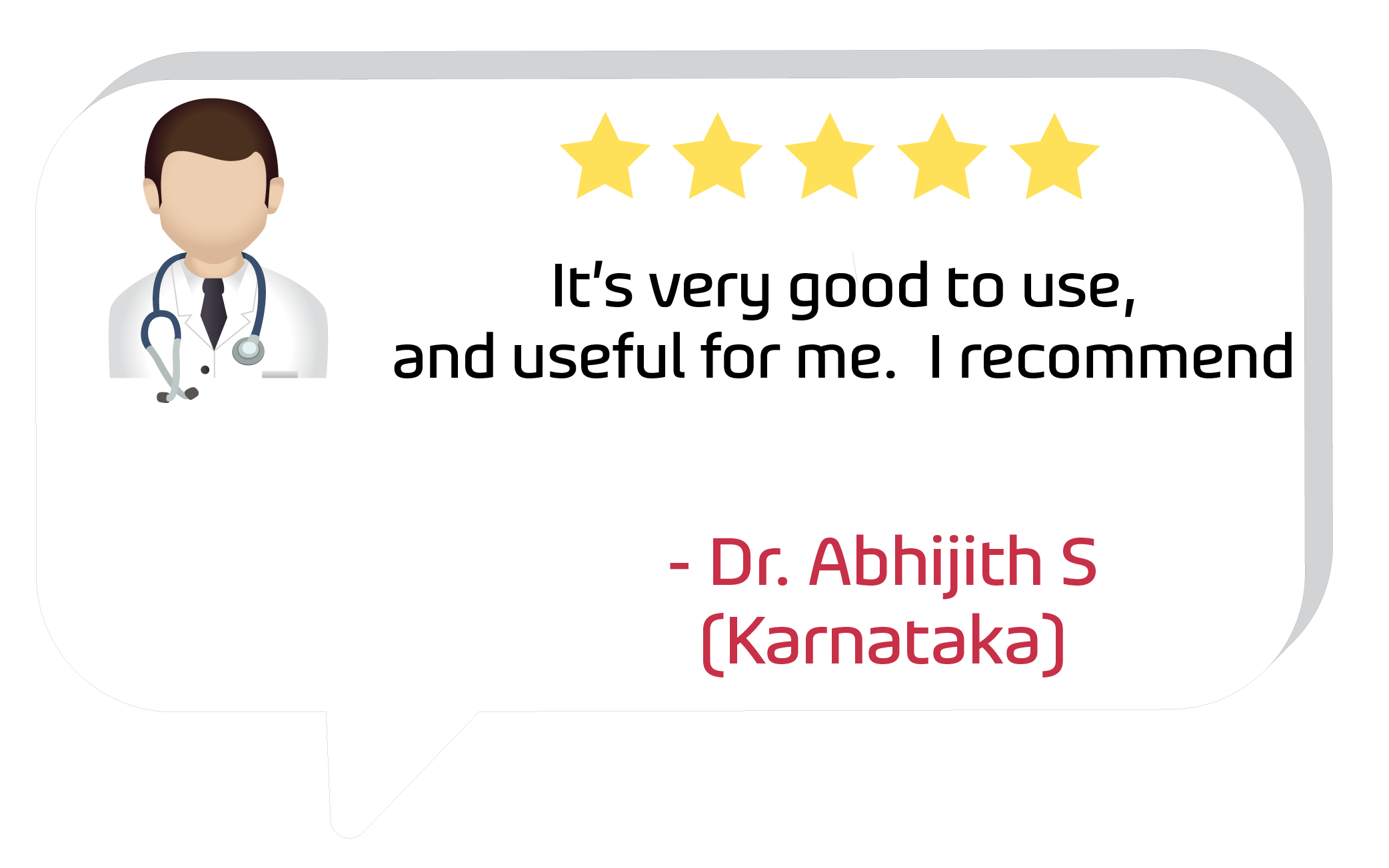 Dr. Abhijith