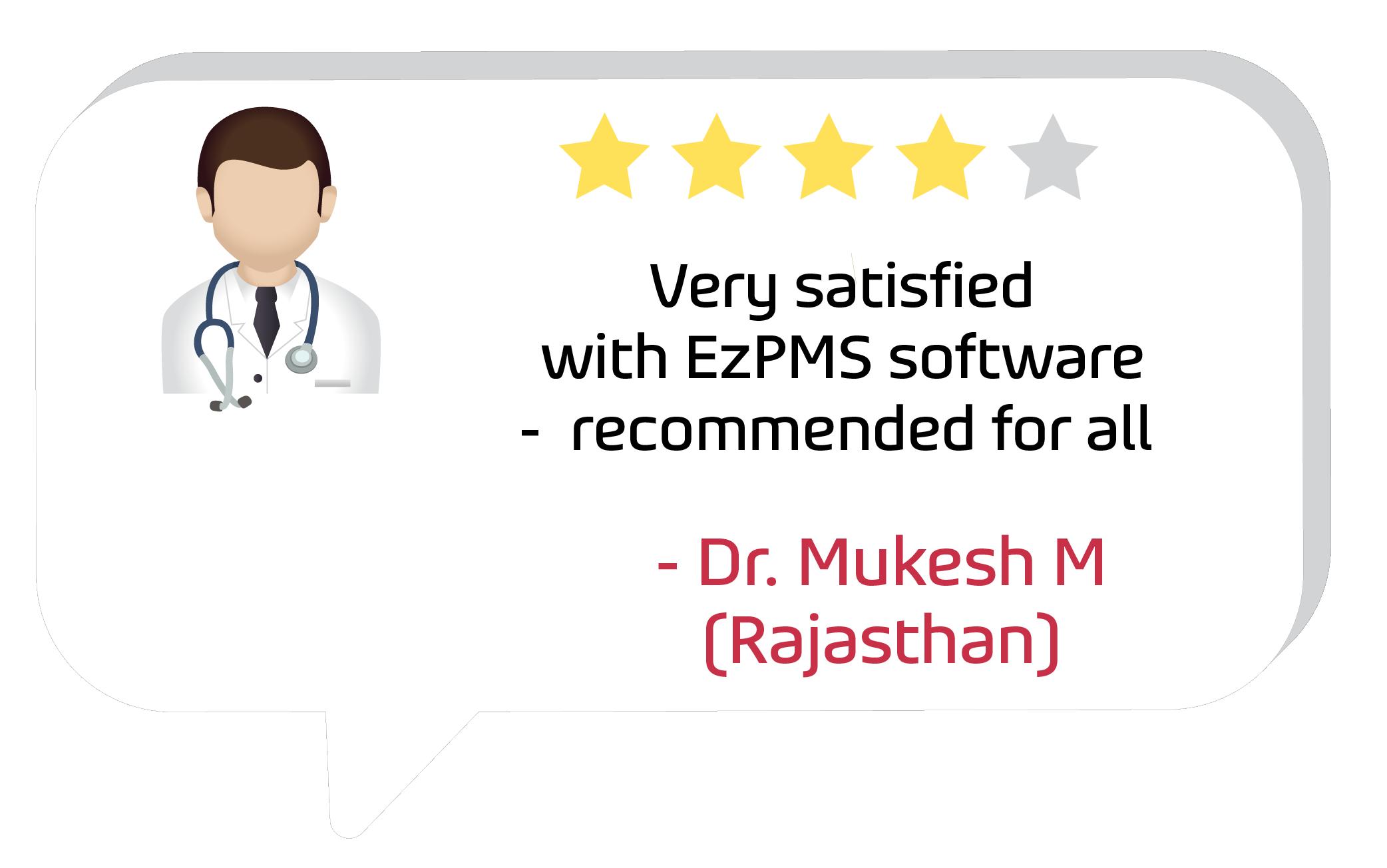 Dr. Mukesh M