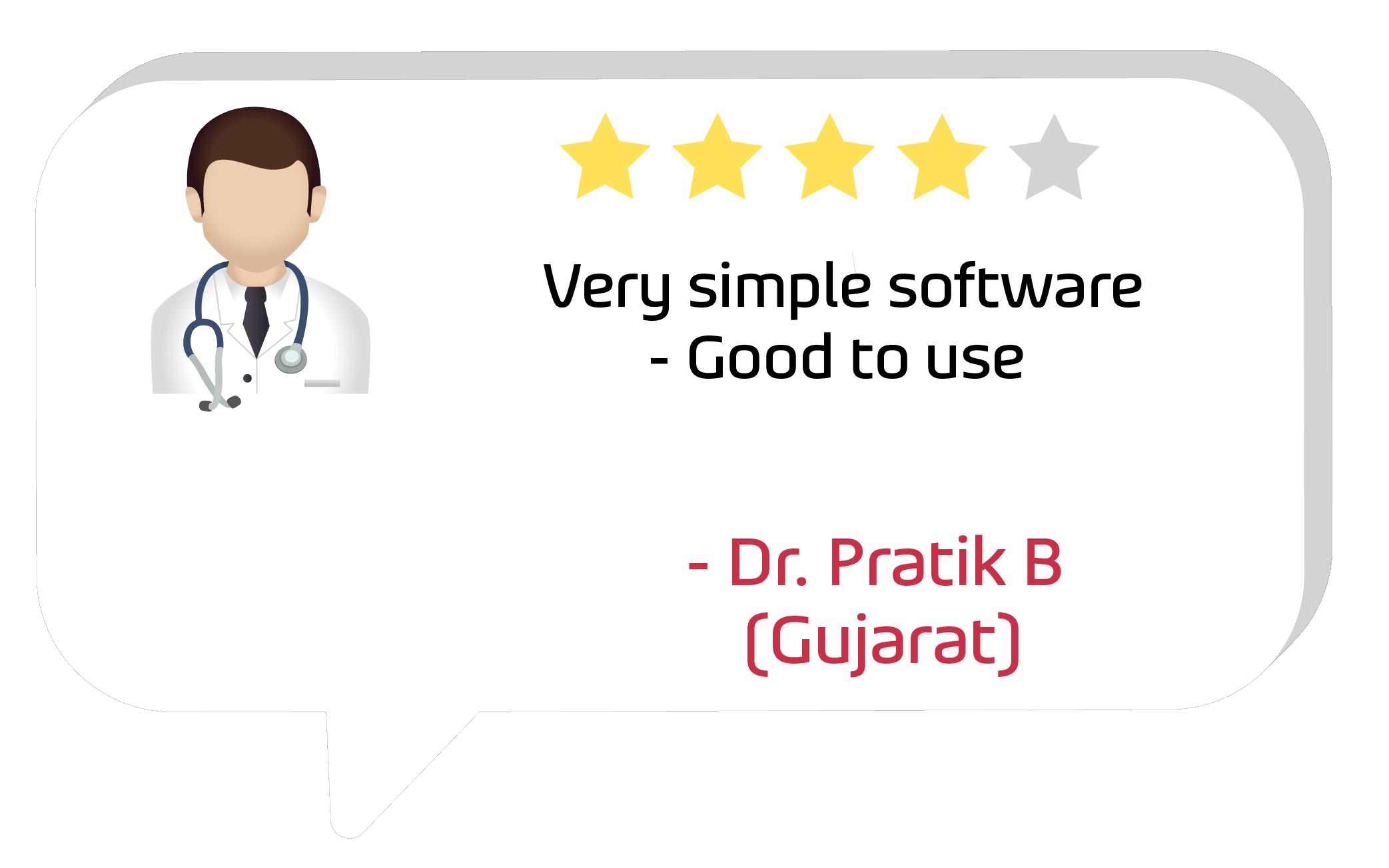 Dr. Pratik B