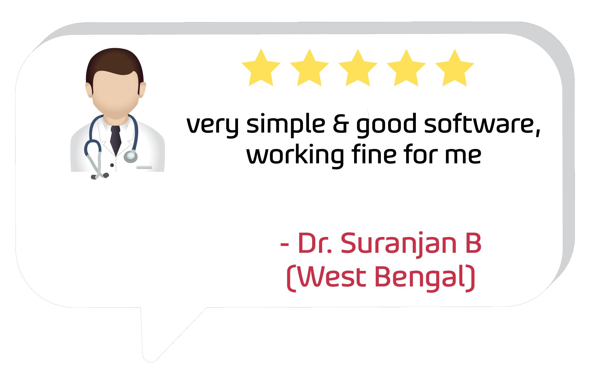 Dr. Suranjan B